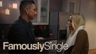 Is Pauly D Falling In Love With Girlfriend Audrey O'Day? | Famously Single | E!