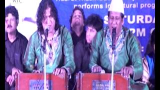 A mesmerizing Sufi and Qawalli Night with Nizami Bandhu at WIC India, Dehradun