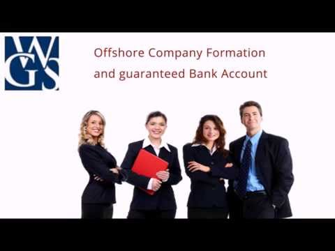Establish Offshore Companies with Guaranteed Bank Account