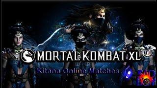 MKXL - Kitana Online Matches #8