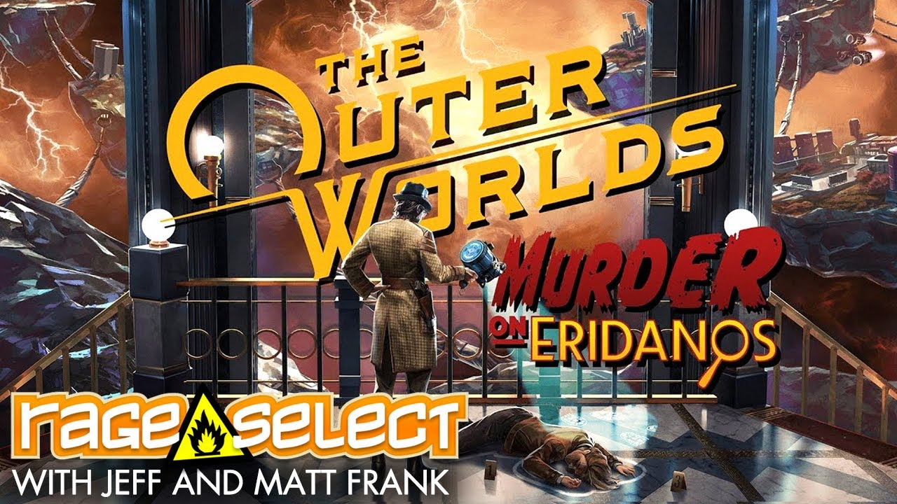 The Outer Worlds:  Murder On Eridanos (The Dojo) Let's Play