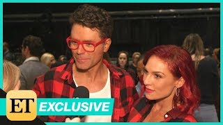 DWTS: Sharna Burgess Confirms She's Dating Someone! (Exclusive)