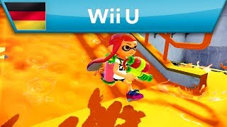 Splatoon - Ankündigungs-Trailer (Wii U)