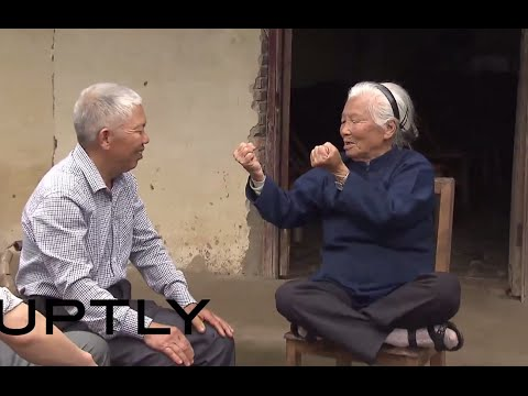 Kung Fu Granny: This 93-yo Chinese master can rough you up - and 'finish' with wisdom