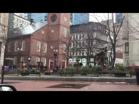Downtown Boston (march 2017) By Sammy Djamiraga.