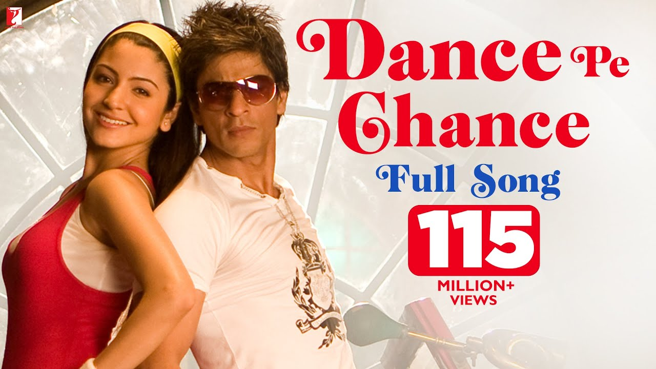 dance pe chance - full song | rab ne bana di jodi | shah rukh khan