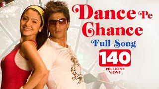 Download Dance Pe Chance | Full Song | Rab Ne Bana Di Jodi | Shah Rukh Khan, Anushka | Sunidhi, Labh Janjua