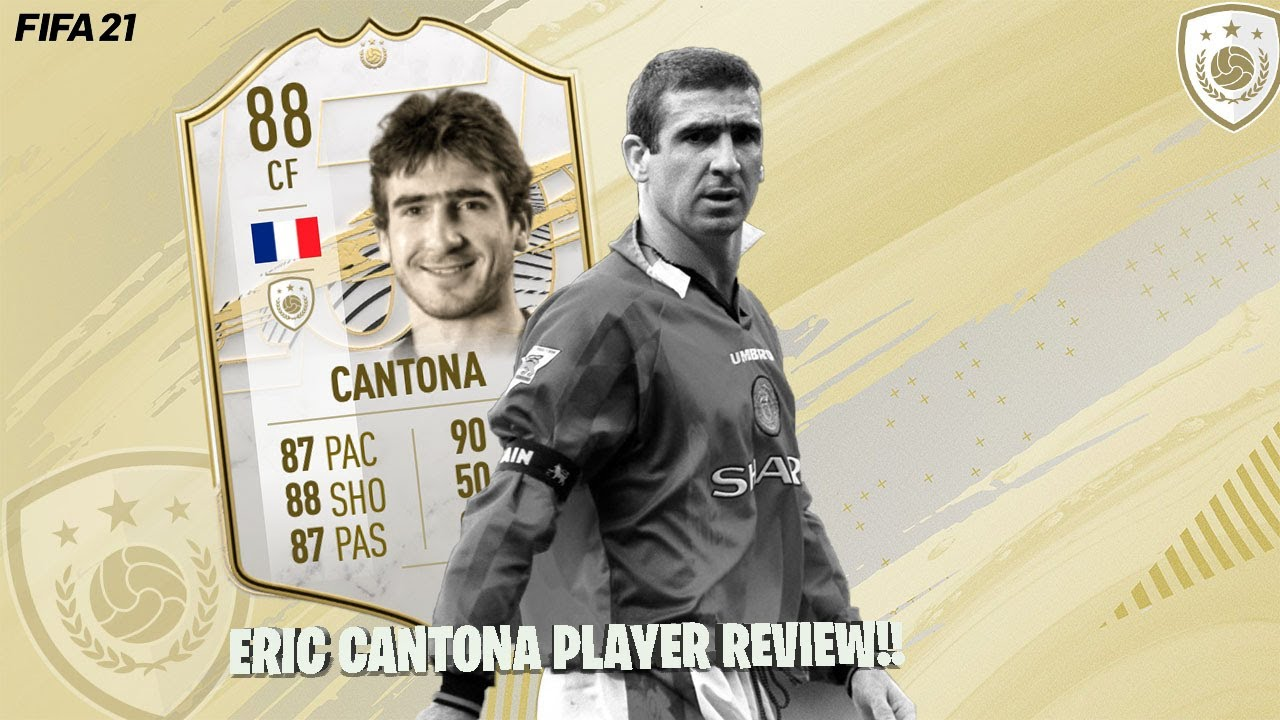 Despite his height of 1.88m and a physique stat of 90, eric cantona has 5 star. The King 88 Eric Cantona Player Review Fifa 21 Fifa20