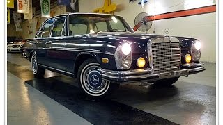 1972 Mercedes-Benz 280SE 4.5 - EDirect Motors