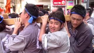 亀戸香取神社例大祭2018.8.5