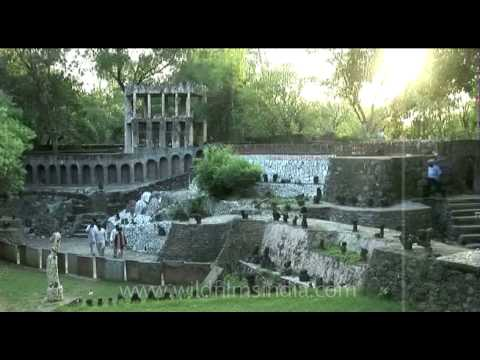 Not The Rock Garden My Father Imagined Nek Chand S Son Worldnews