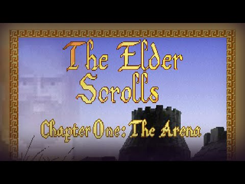 Elder Scrolls Arena Manual Pdf