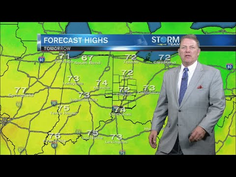 2 News at 6 p.m. Weather