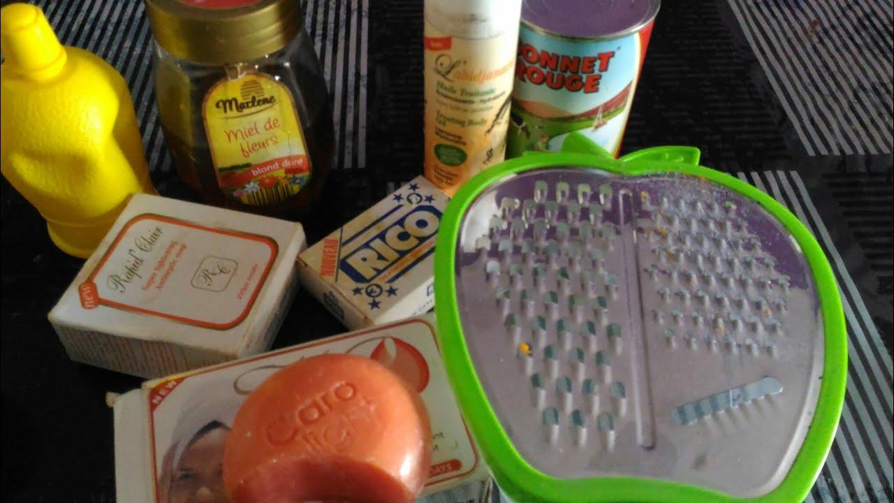 Comment faire un m lange de savon claircissant exfoliant et gommant youtube - Comment faire un tacos maison ...