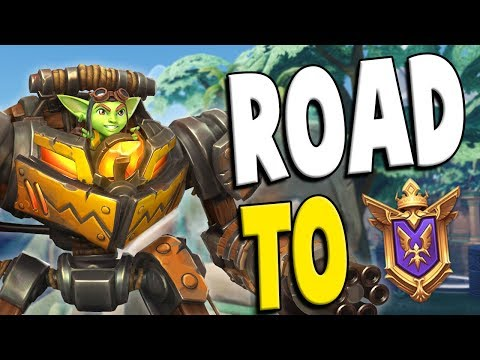 KAMI PLAYS WITH 40FPS | Ranked Ruckus: Road to GM #38 | Paladins Gameplay