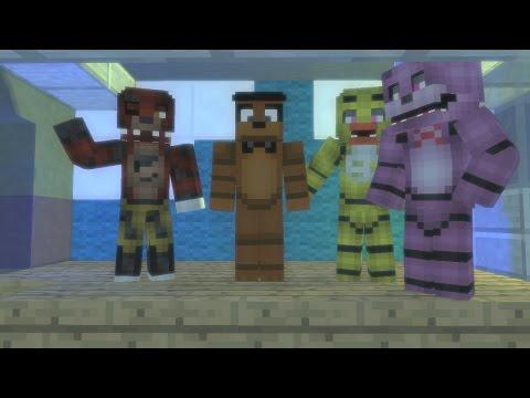 Minecraft ВЫЖИВАНИЯ с МИШКОЙ ФРЕДДИ в Доме из GTA 5 - Майнкрафт Пять Ночей с Фредди - Видео из Майнкрафт (Minecraft)