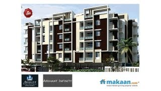 Arihant Infinity, Indraprasth, Chordiya City, Ajmer road, Jaipur, Residential Apartments & Penthouse