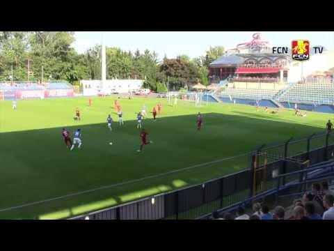 Highlights: Lech Poznan-FC Nordsjælland 4-1