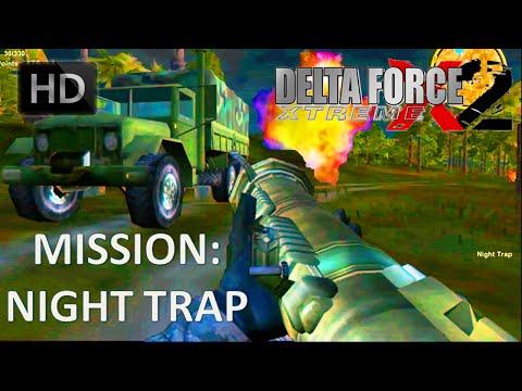 Delta Force Xtreme 2 Walkthrough - Mission 1: Night Trap HD  