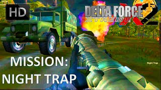 Delta Force Xtreme 2 Walkthrough - Mission 1: Night Trap HD