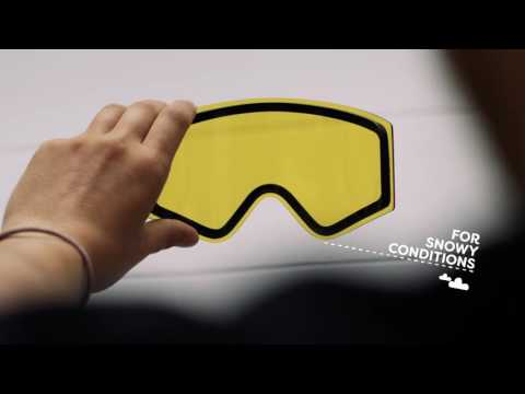 f3063757e4 Oakley A Frame Goggle  Lens Change Tutorial - YouTube