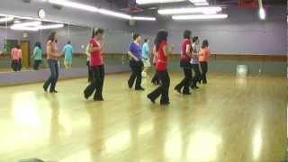 Sideway Shuffle - Line Dance (Dance & Teach in English & 中文)