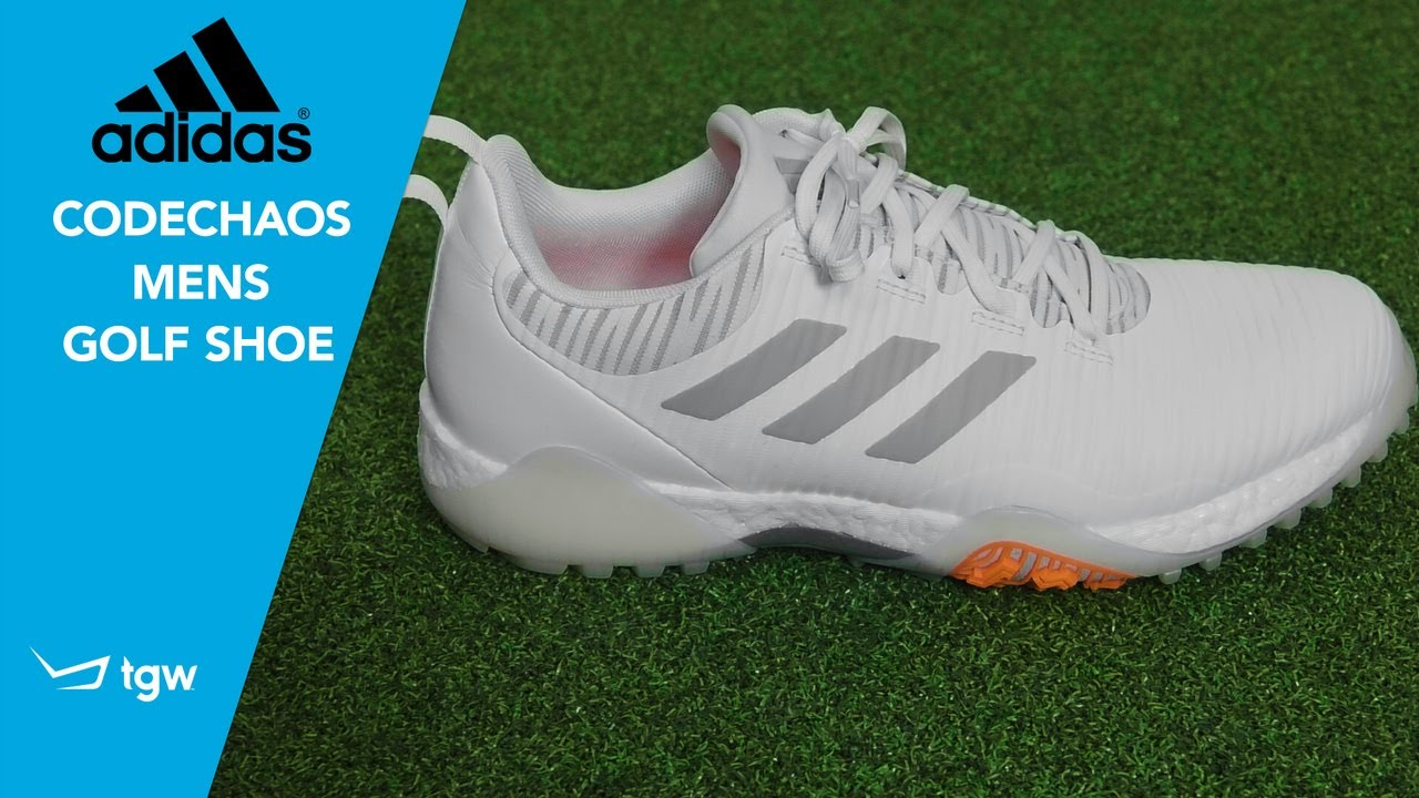 adidas codechaos golf boost