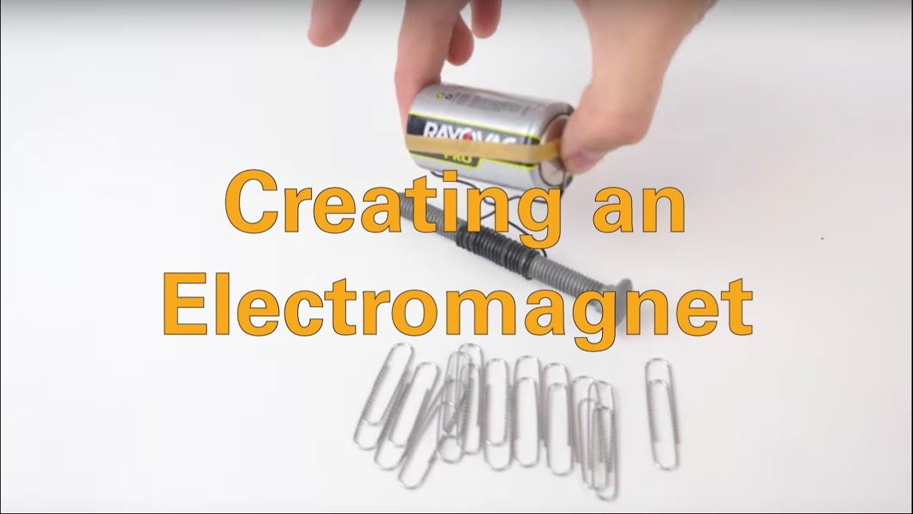 Creating an Electromagnet - Activity - TeachEngineering