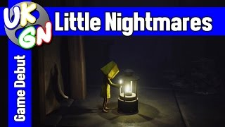 Little Nightmares [PS4/Xbox One/PC] First 20 minutes