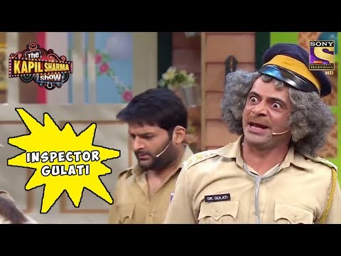 Dr. Gulati Orders Kapil To Clean The Jail – The Kapil Sharma Show