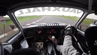 Vauxhall Chevette C20XE Sequential - Llandow Test Day