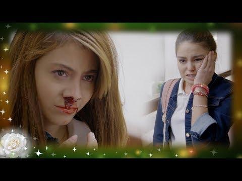 La Rosa de Guadalupe: Danaé descubre que Doris es una amistad falsa   Querida enemiga