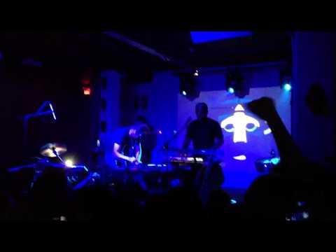 SBTRKT Wildfire (OVO Remix) Live at The Hoxton, Toronto
