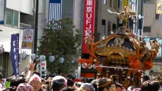 09 芝神明神社お神輿