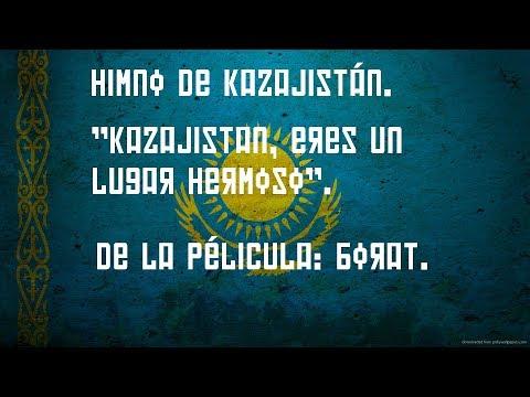 Himno de Kazajistán (Borat) subtitulado español.