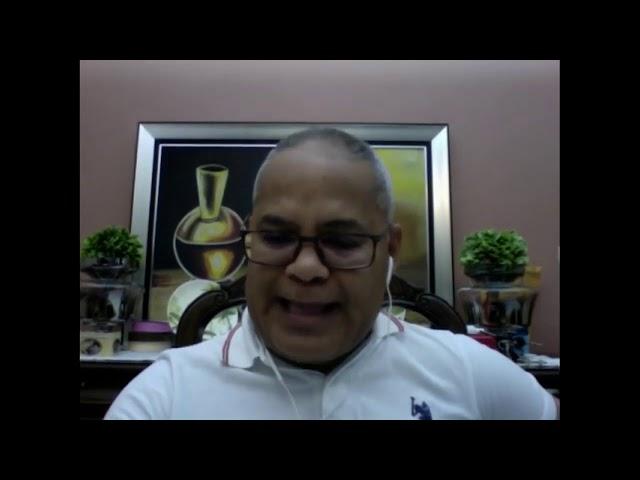 Conversatorio virtual Alexis Lantigua Sector Externo