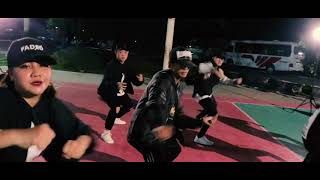 THEY SAID - BINZ | DANCE CHOREOGRAPHY BY UÔNG | SG BUZZ feat W.A.Y