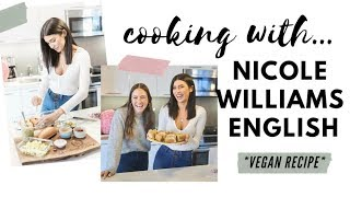 In The Kitchen with Nicole Williams English