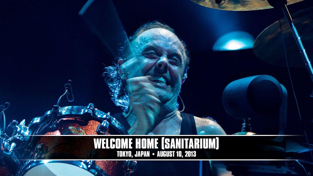 Metallica: Welcome Home (Sanitarium) (MetOnTour - Tokyo, Japan - 2013)