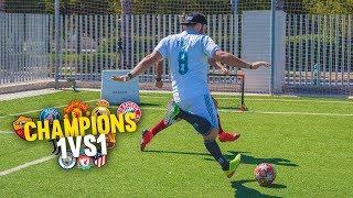 ¡El MEJOR GOL de la CHAMPIONS! 1vs1 JORNADA 5 ¡Reto Fútbol! [Crazy Crew]