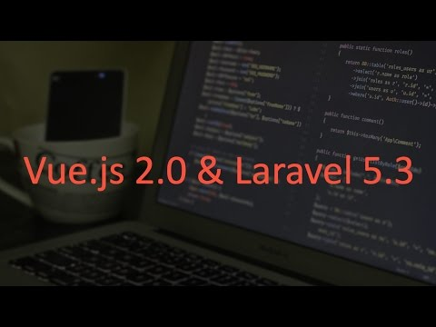 Login with Vue 2.0 and Laravel 5.3 - get the oauth token and get user data