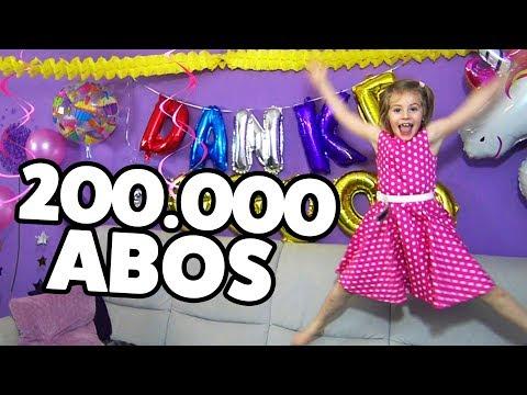 200.000-abonnenten-party-🎉🎉-+-dankeschÖn-verlosung!-ihr-könnt-gewinnen!