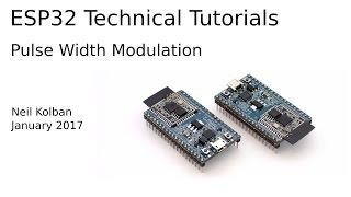 Video ESP32 Technical Tutorials: ESP32 and Pulse Width Modulation download MP3, 3GP, MP4, WEBM, AVI, FLV Agustus 2018