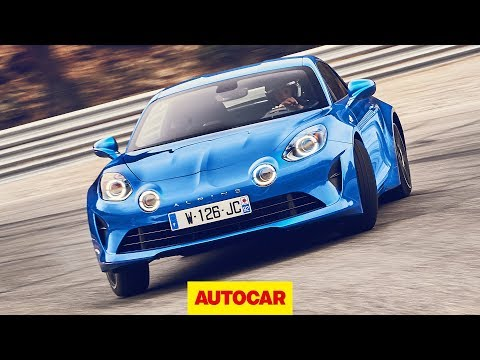2018 Alpine A110 review | new Porsche 718 Cayman rival tested | Autocar
