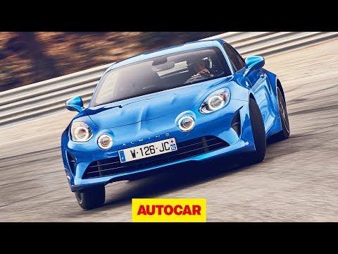 2018 Alpine A110 review | new Porsche 718 Cayman rival tested | Autocar