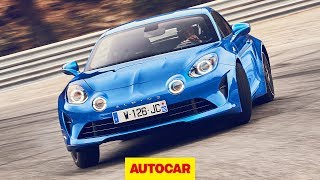 alpine a110 vs porsche cayman