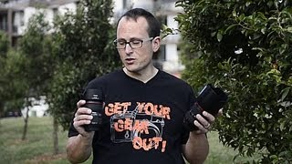World first Canon 24-70mm f/2.8L II review (vs original)