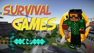 Minecraft Survival Games #27: New texture pack?