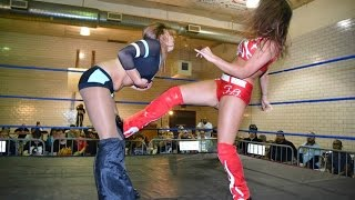 Tessa Blanchard VS. Chasity Taylor - Absolute Intense Wrestling [Free Full Match]