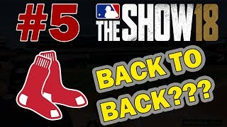 CAN WE WIN BACK TO BACK TITLES?? BOSTON RED SOX FRANCHISE EPISODE 5